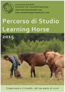 Learning Horse Italia 2015